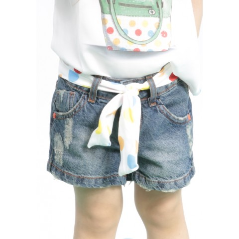 1757584-Short Curto Kids Jeans