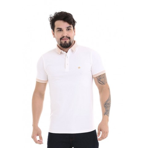4750138-Blusa Gola Polo UK Cotton Off White